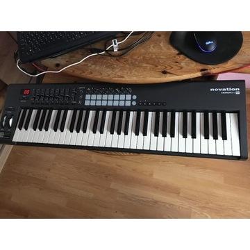 Novation Launchkey 61 music keyboard USB
