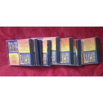 Greatests Hits od The 60,70,80 zestaw 8 płytowy