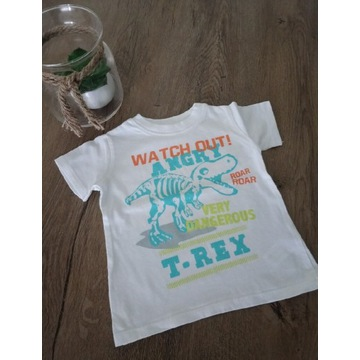 T-shirt Tex chłopięcy