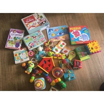 Zabawki dla dzieci 0-3