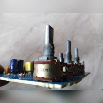 Potencjometr Alps  S-16KX2