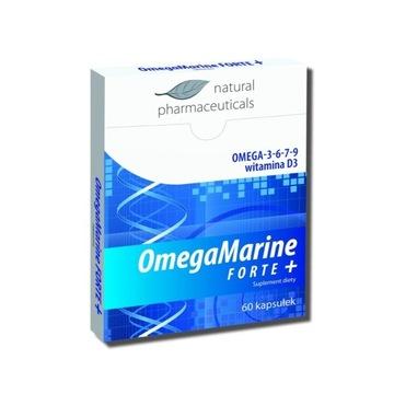 OmegaMarine FORTE+ - zapas na 1 miesiąc