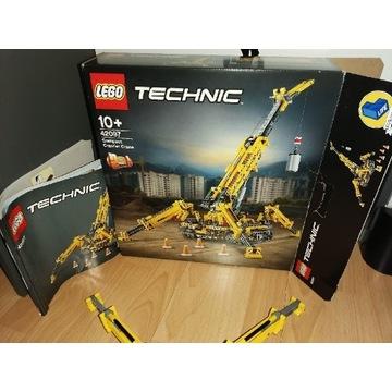 Lego Technic 42097 Żuraw na gąsienicach typu pająk