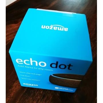 AMAZON Alexa Echo Dot 3 Głośnik