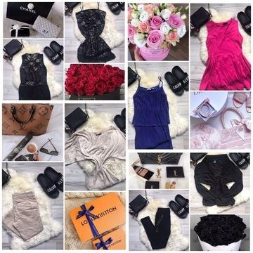 Mega paka zestaw damskich 26szt H&M Zara M L
