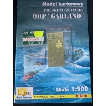 Quest ORP Garland + lufy + blaszki - skala 1:200