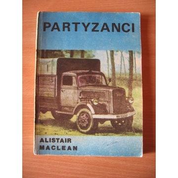 Maclean Alistair - Partyzanci. KLUBÓWKA 1986