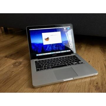 OKAZJA BDB MacBook Pro 13 2012 A1278 SSD 240 GW