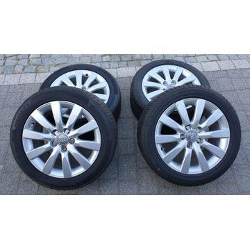 Koła Audi felgi opony 245/45 R17
