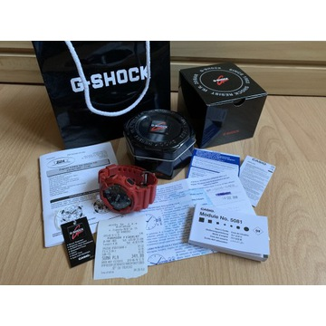 Zegarek Casio G-SHOCK GA-100B-4AER 20BA *jak Nowy*