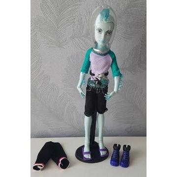Lalka Monster High Gil Webber + dodatki