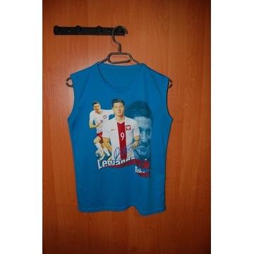 Koszulka chłopięca Lewandowski rozmiar 152