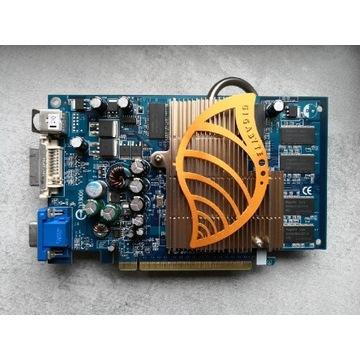 Karta graficzna Gigabyte GeForce 6600 128bit 128MB