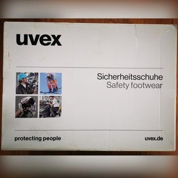 Półbuty męskie ESD Uvex 9541/4 R. 44