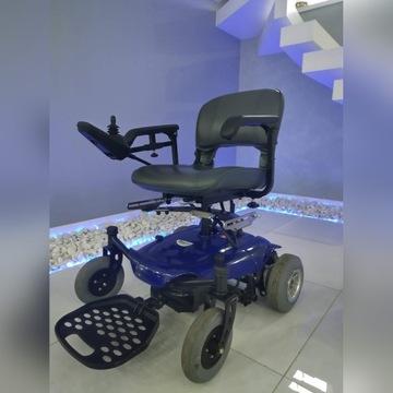 Wózek inwalidzki elektroniczny