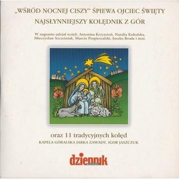 Wśród nocnej ciszy - płyta CD