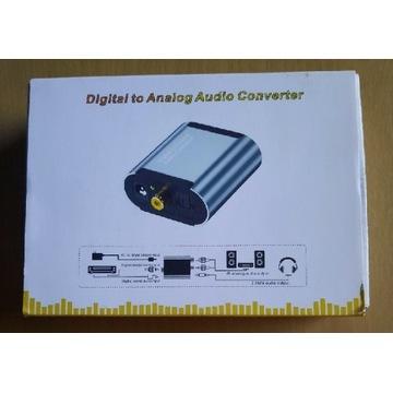 Konwerter Audio Digital na Analog