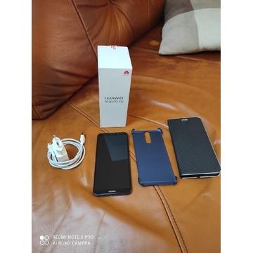 Huawei mate 10 lite,etui x 2 jak nowe.