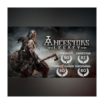 Gra ANCESTORS LEGACY - PC Steam