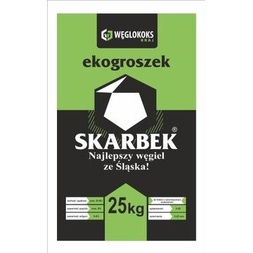 Ekogroszek SKARBEK - Najlepszy - DOSTAWA GRATIS