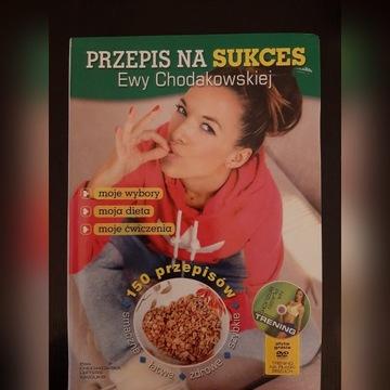 Ewa Chodakowska - PRZEPIS NA SUKCES