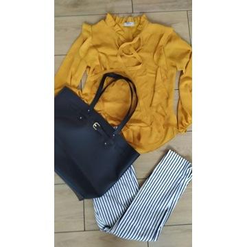 Zestaw M (38) H&M, Zara, buty 40