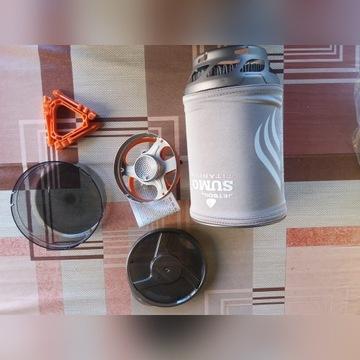 Jetboil SUMO Titanium 1,8L kuchenka palnik