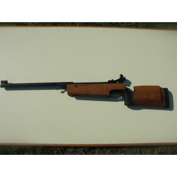 Wiatrówka Walther LGV 55 Cal.4,5 mm.