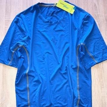 SLOGGI MOVE T-SHIRT sportowa koszulka męska XXL