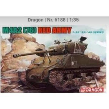 Dragon Sherman Red Army