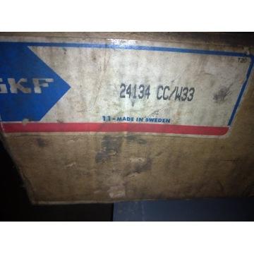 Łożysko baryłkowe SKF 24134 CC/W33