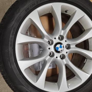 KOŁA ZIMOWE BMW X5 F15 X6 F16 255/50/19 Run Flat