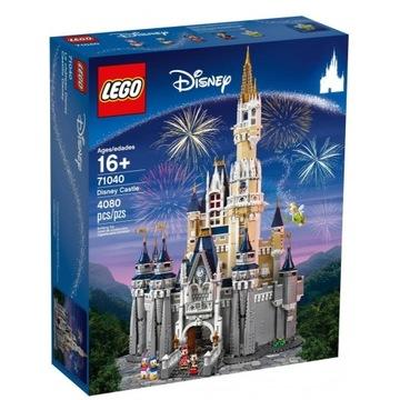Klocki LEGO Disney Zamek 71040 myszka miki NOWY