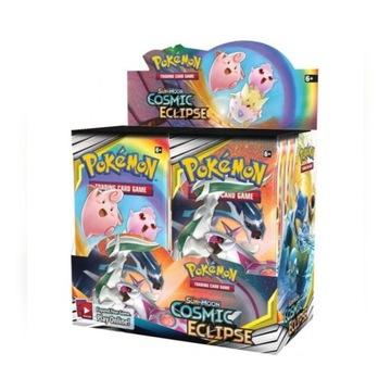 Pokemon TCG: Booster Box Cosmic Eclipse