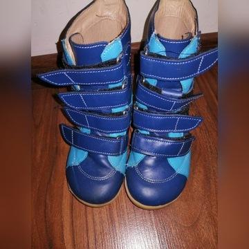 Aurelka obuwie ortopedyczne 28 2 pary skórzane