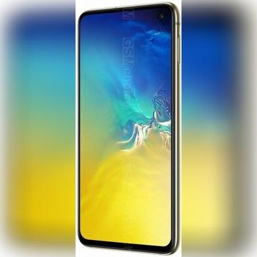 Smartfon Samsung Galaxy S10e czarny 128 GB