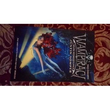 książka Wampiraci-Wojna Nieśmiertelnych