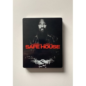 Safe House Blu ray PL