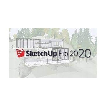 SketchUp Pro 2020 PL WIECZYSTA+ V-RAY 5 +BONUS