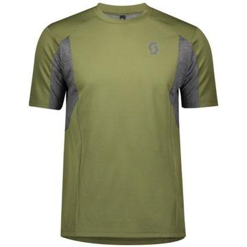 "Nowa koszulka rowerowa Scott Trail MTN Tech ""L"""