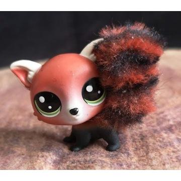 Littlest Pet Shop LPS red panda