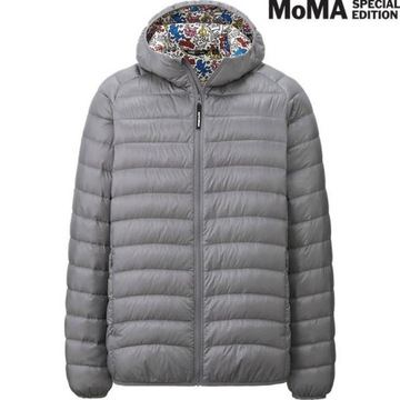 UNIQLO ultra light jacket Keith Haring Collection