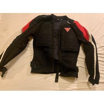 Dainese kurtka motocyklowa siatka-dużo ochraniaczy