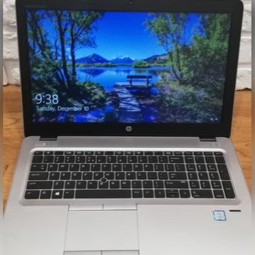 HP EliteBook 850 G3 i5-6200U 8Gb 256+512Gb W10Pro