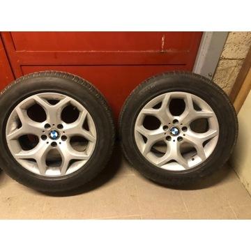 Kola komplet BMW latoX5 i X3 255/55R18