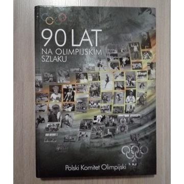 Album 90 lat na olimpijskim szlaku + DVD