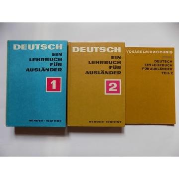 Deutsch. Ein Lehrbuch für Ausländer (komplet)