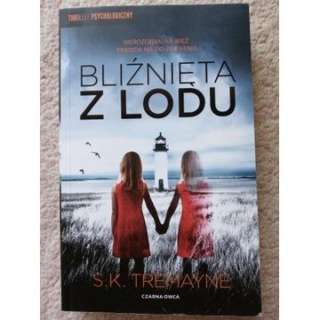 """S. K. Tremayne """" Bliźnięta z Lodu"""""""