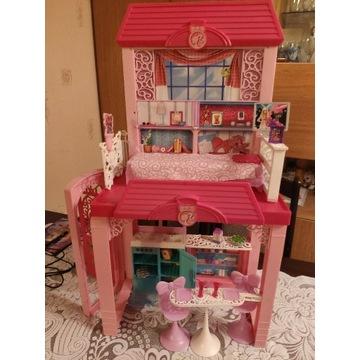 Domek Barbie 2 pietra