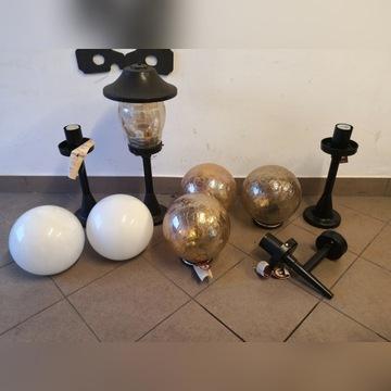 Lampy lampa ogrodowe i nie tylko całość